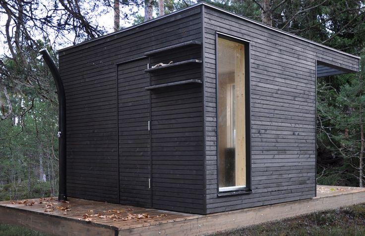 add a room: one+ sauna house