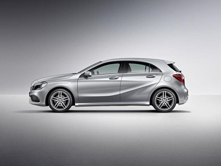 Mercedes A-Class Facelift - Galerie Foto