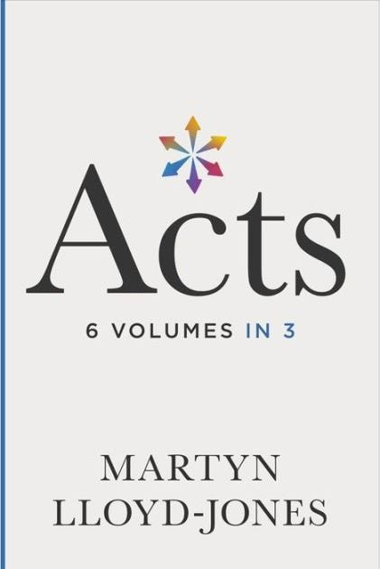 Acts: Chapters 1-8 (6 Volumes In 3)