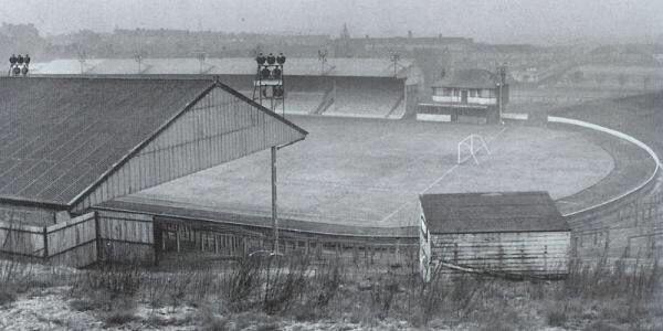 Cathkin Park. Third Lanark FC