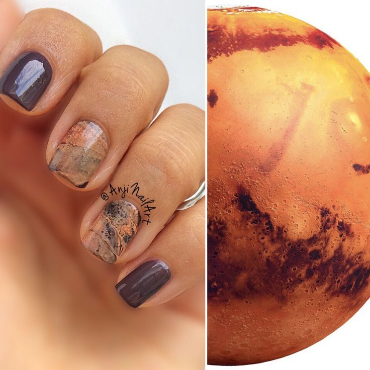 Love you to Mars and back! #loveyoutomarsandback #planetmars #nailart #nailpolish #nailpolishaddict #nails #opi #meltingcolors #friday #readyfortheweekend #tomarsandback #orlynails #orly #simplynotlogical #adornnails #nailstoinspire #nails2inspire #mypassion #lovemynails #weeklynailart