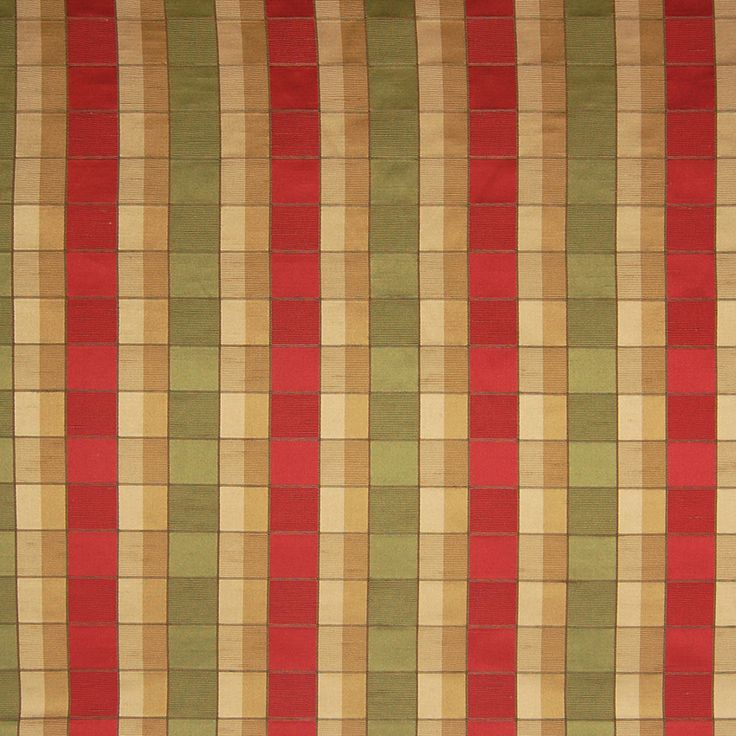 The G4989 Farmhouse upholstery fabric by KOVI Fabrics features Check or Houndstooth, Plaid, Stripe pattern and Gold, Red as its colors. It is a Woven, Satin, Faux Silk type of upholstery fabric and it is made of 100% Polyester material. It is rated Exceeds 15,000 double rubs (heavy duty) which makes this upholstery fabric ideal for residential, commercial and hospitality upholstery projects. This upholstery fabric is 53 inches wide and is sold by the yard in 0.25 yard increments or by the…