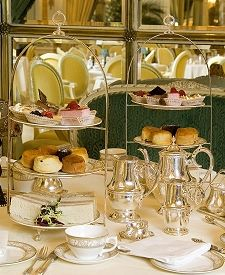 12 Best Places in London for Afternoon Tea