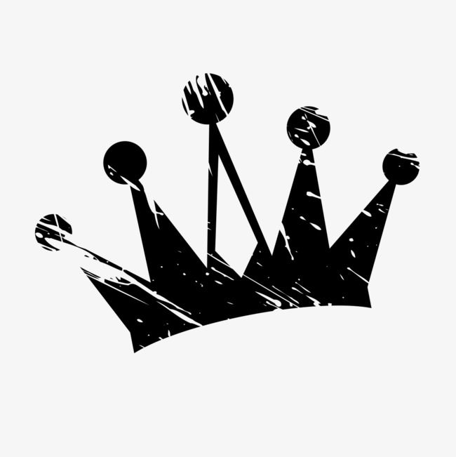 Black Crown Crown Clipart Black Crown Png Transparent Clipart