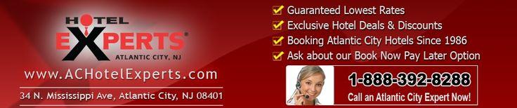 Atlantic City Hotel Bookings