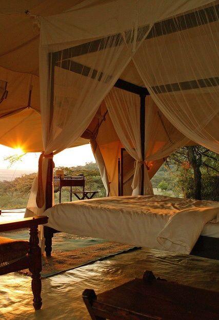 Cottar's 1920s Safari Camp - Maasai Mara, Kenya