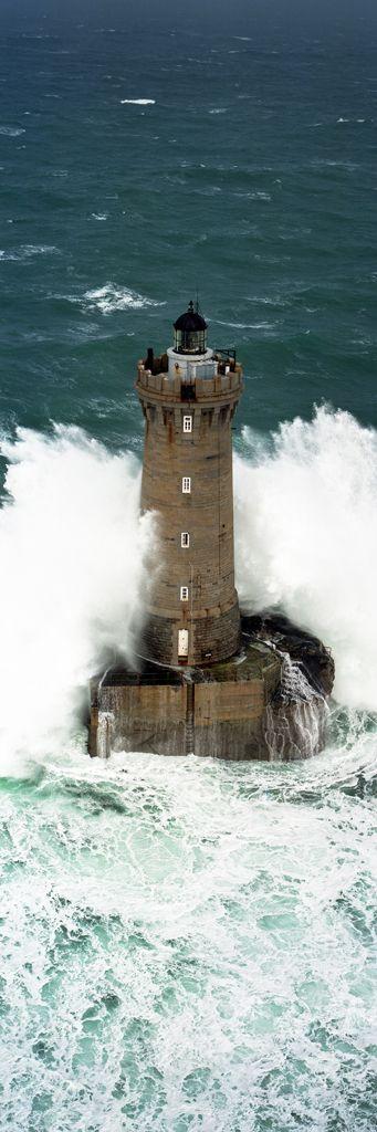 Lighthouses of Iroise. Phare du Four - #Finistère - #Bretagne - #Brittany