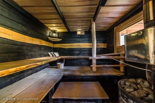 Blogissa: Vanhasta lainaava sauna