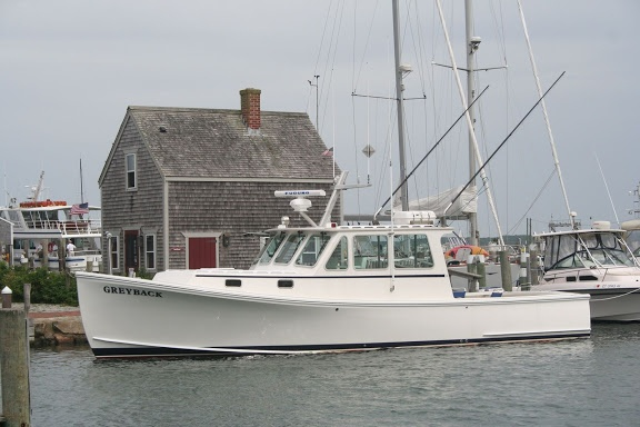 49 best images about down east boats on pinterest for Fishing charters plymouth ma
