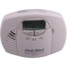 First Alert Koolmonoxide(CO)-melder DIG 9V|gevarenmelders|alarmeren|huis automatisering|wonen - Vivolanda