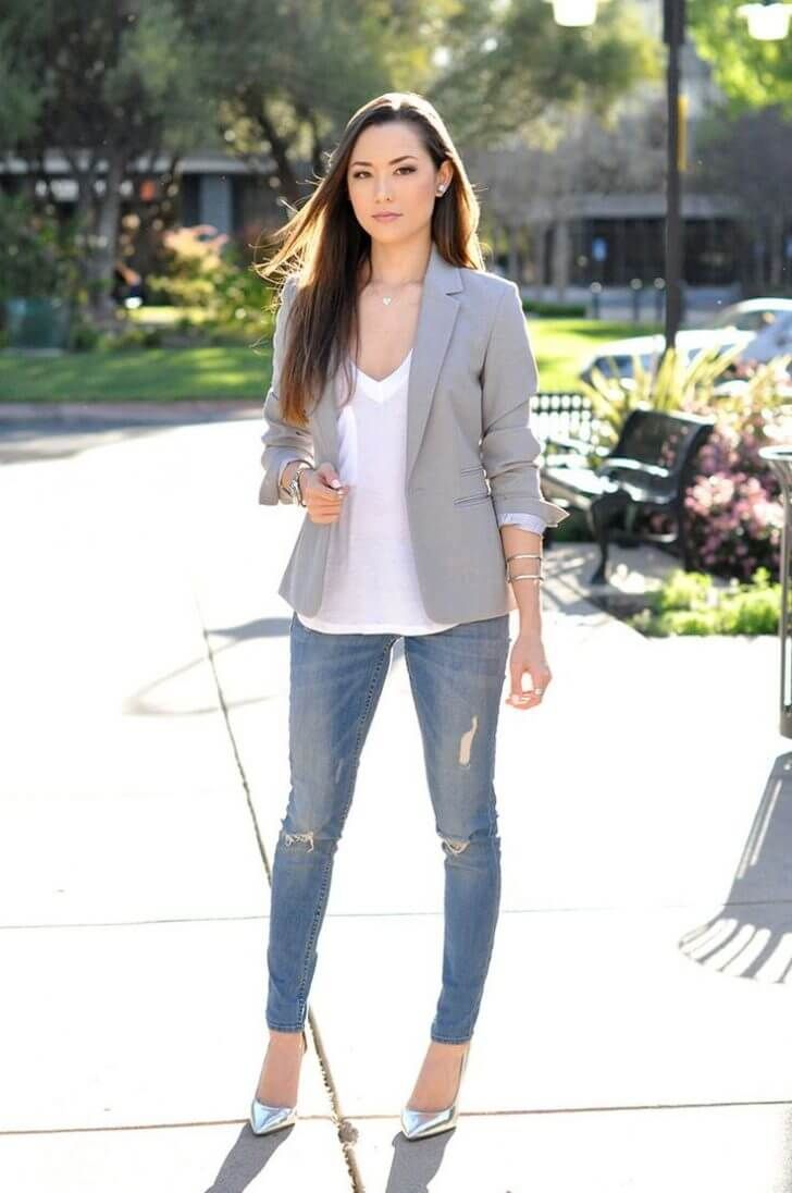 Image result for outfits 23  Cute blazer outfits, Blazer