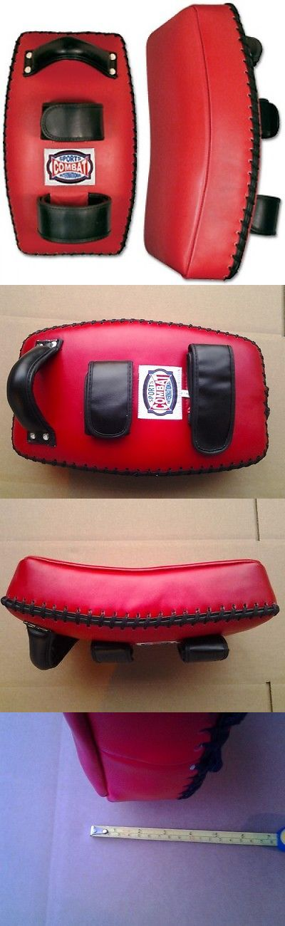 Other Combat Sport Protection 179783: New! Curved Muay Thai Pads For Kickboxing, Mma, Ufc, Boxing, Jkd, Martial Arts -> BUY IT NOW ONLY: $79.99 on eBay!