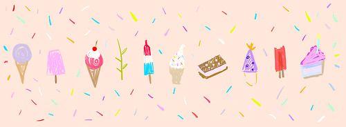 Ya va a ser mi cumpleaños. Ahora sólo hago tiritas de cosas. Qué emoción, yiddi, yiddi.