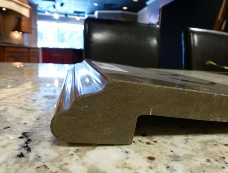 Countertop Bullnose Options : images about Countertop Options on Pinterest Silestone countertops ...