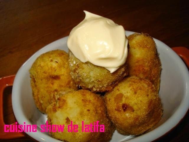 cuisine show de latifa: أصابع البطاطا بالجبن (مقبلات رمضان )