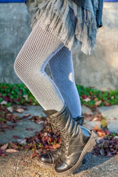 eed56ded11b04 Glitter Fishnet Tights in 2019 | Festival Fashions | Fishnet tights ...