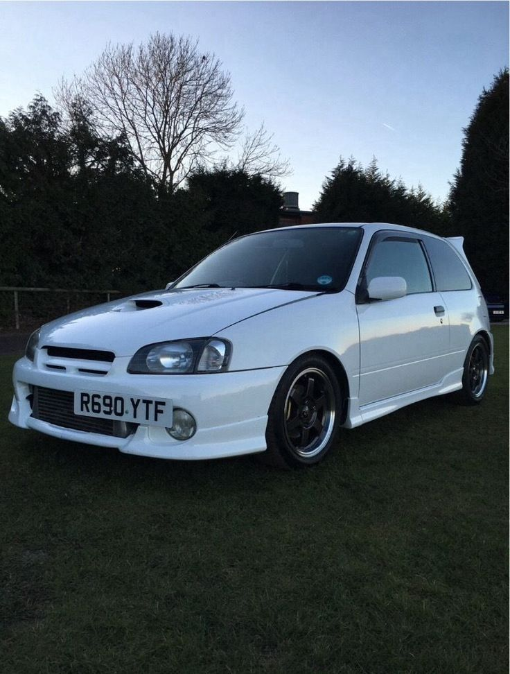 Toyota starlet glanza forged engine 228bhp