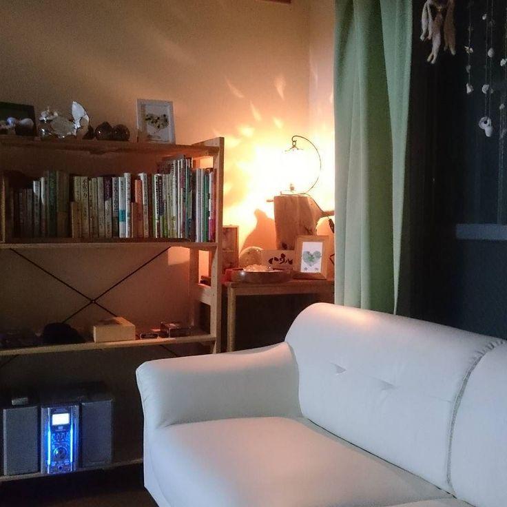 初公開掛川みやわきの里待合室 #掛川 #宮脇 #ヒーリング #ホリスティック #シーグラスライト