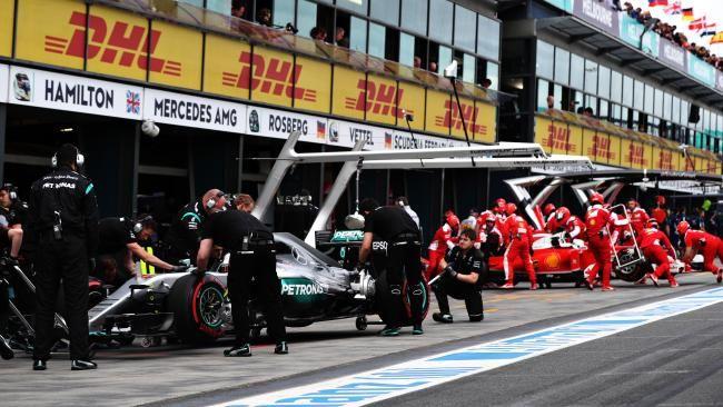 F1 qualifying format slammed as Lewis Hamilton wins Australia...: F1 qualifying format slammed as Lewis Hamilton wins… #LewisHamilton