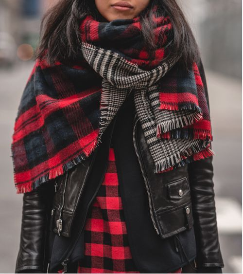 Fashion Friday: Mad for Plaid