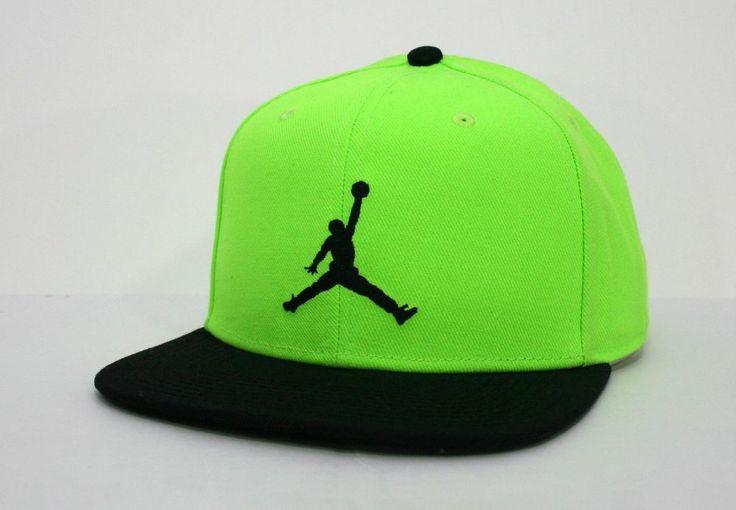 Jordan Cap Green