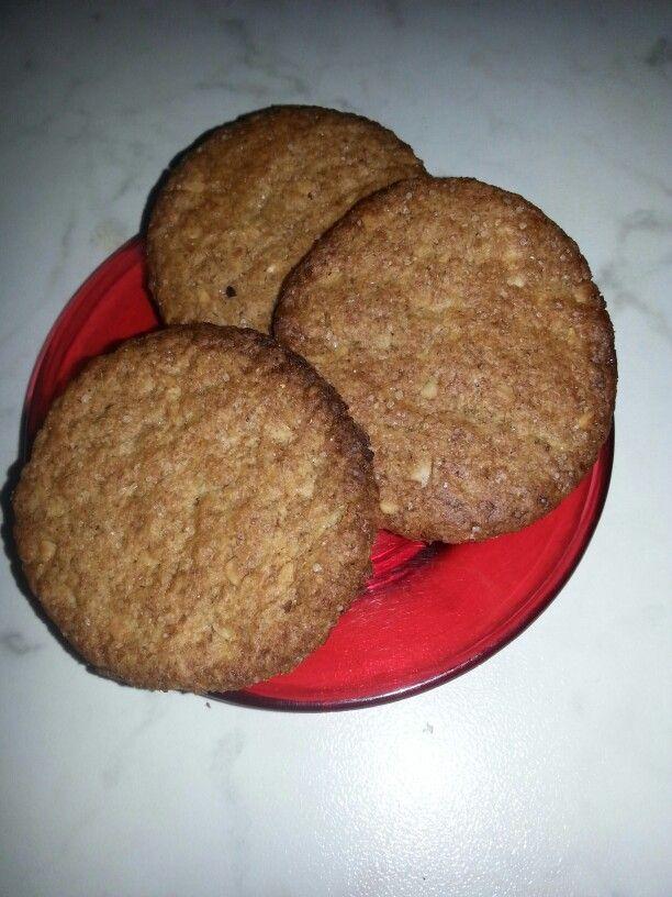 Biscotti tipo grancereale fatti in casa