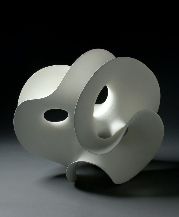 31 best images about Ceramics - Non-Objective Sculpture on Pinterest