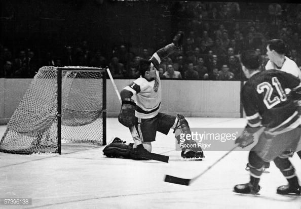 A. Robert Riger B. 1962 C. I chose this photograph because I really like hockey and this shows how much different hockey was back in the day. I also chose this picture because it shows a goalie playing without a helmet on which is completely nuts to me because I was a goalie in hockey. D. This photograph tells me that the history of photography has come along way since when this picture was taken in 1962. As you can tell the picture is black and white because back then there was no color…
