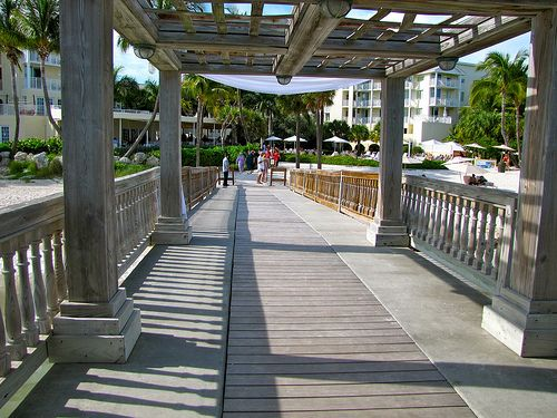 Destination Weddings Wedding At The Reach Resort In Key West With