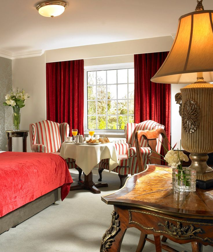 Luxurious bedrooms await you at Randles Hotel, Killarney