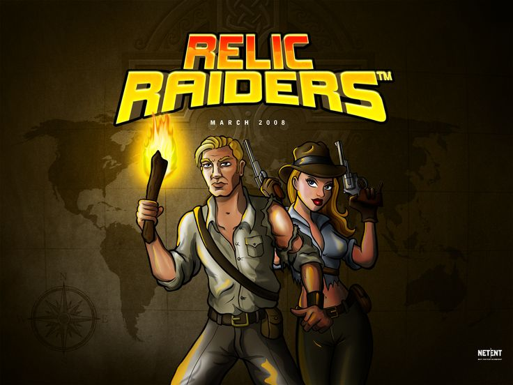 Log in to #play Relic Raiders video slot - https://www.wintingo.com/games