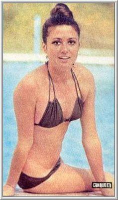 Gigliola Cinquetti in Bikini (1960's)