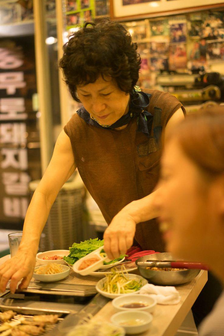 Korean barbeque