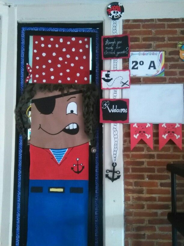 Puerta de pirata