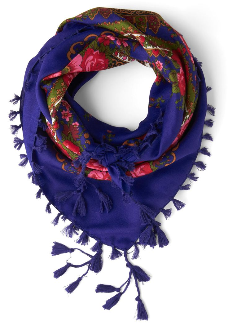 Refinement to Be Scarf, #ModCloth