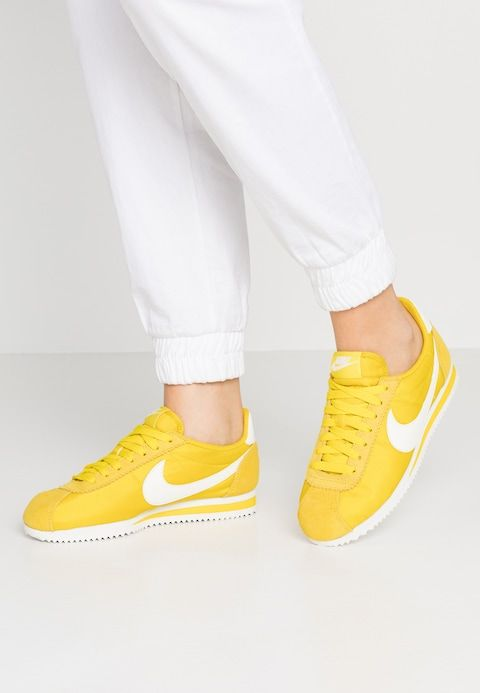 timeless design f99ed 6eba9 CLASSIC CORTEZ - Sneakers - bright citron/sail/summit white ...