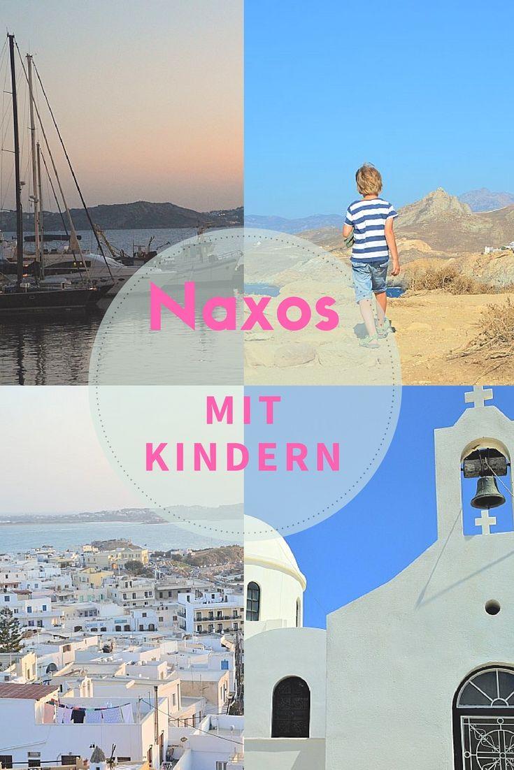 Naxos, die große Kykladeninsel, ist was für Entdecker! #Kykladen #Griechenland #Greece