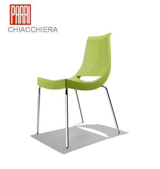 chaise empilable chiacchiera mydecomydesign pinterest