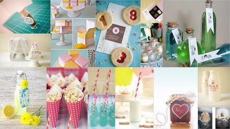 Cadeaux gourmands à faire soi même (DIY), des idées pour des plaisirs fait maison