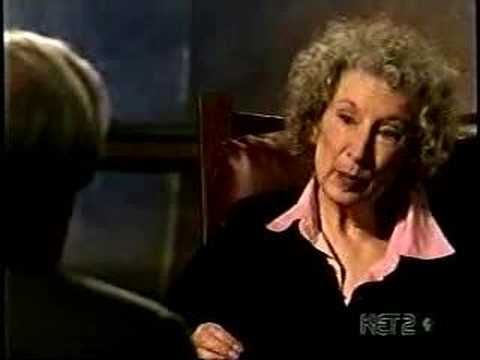 Margaret Atwood on Religion Part1/3 1:20-2:38