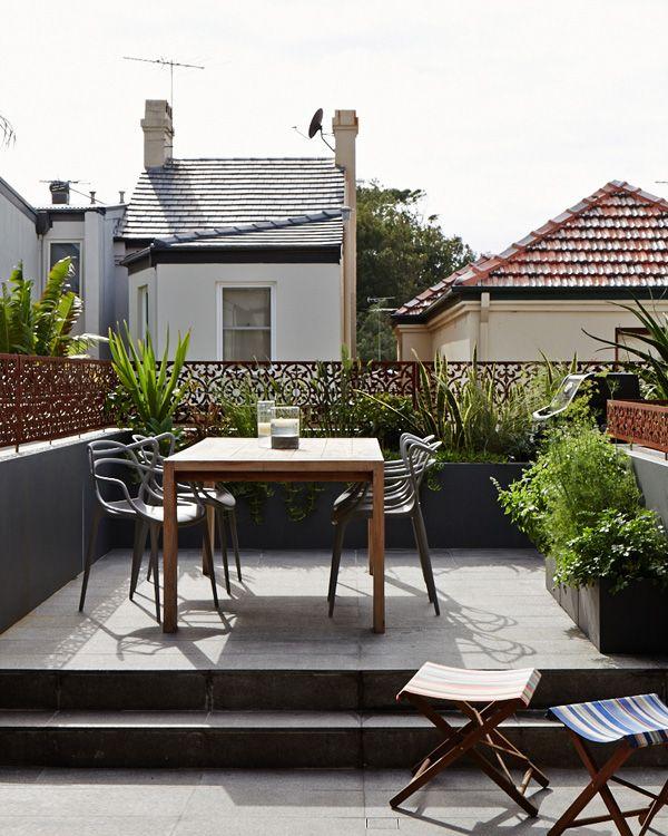 The Bondi terrace home of Jodi and Brendan York. Photo -Sean Fennessy, production – Lucy Feagins / The Design Files.