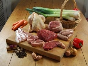 Monthly Meatbox for Four - Swillington Organic Farm (category: best organic box scheme)