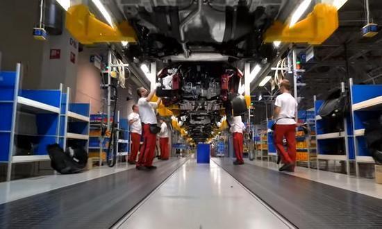 La Slovacchia rimane un paese attraente per la produzione di auto