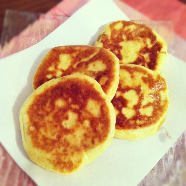 レシピとお料理がひらめくSnapDish - 6件のもぐもぐ - 韓国でお馴染み ホットク by Lori Kudo