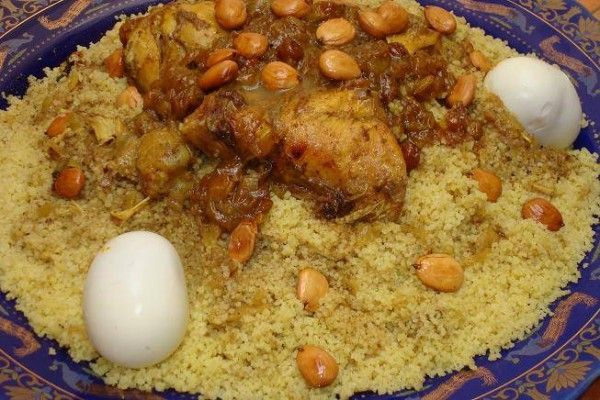 Moroccan Cuisine – A Recipe For Couscous TFaya   Arab Girls, Arabic Girls Blog