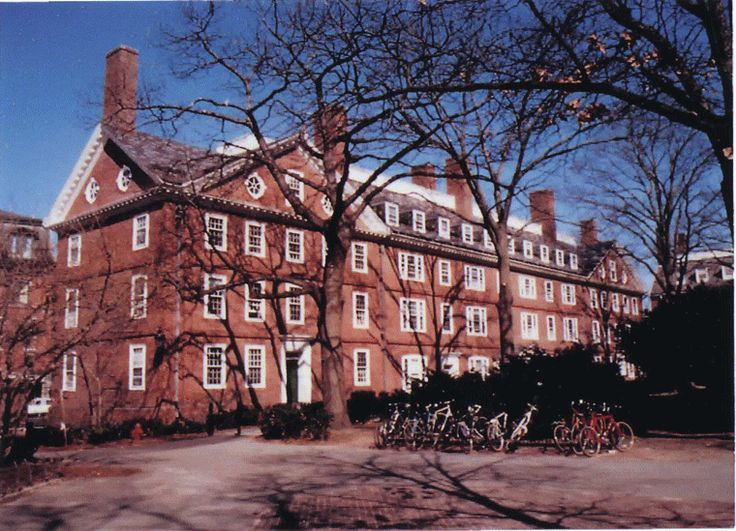 Cabot House Harvard