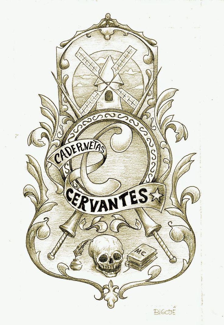 adsigna: Cervantes Cadernetas