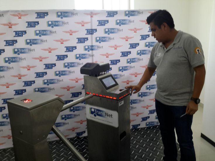 Presenta Permisionarios Unidos sistema de cash box y torniquete; Comenzará instalación por camiones de rutas Panamericana, Infonavit y Circun 2 | El Puntero