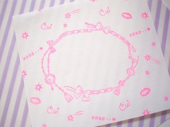 Cui Stamp (Accessorie&mini star Set )