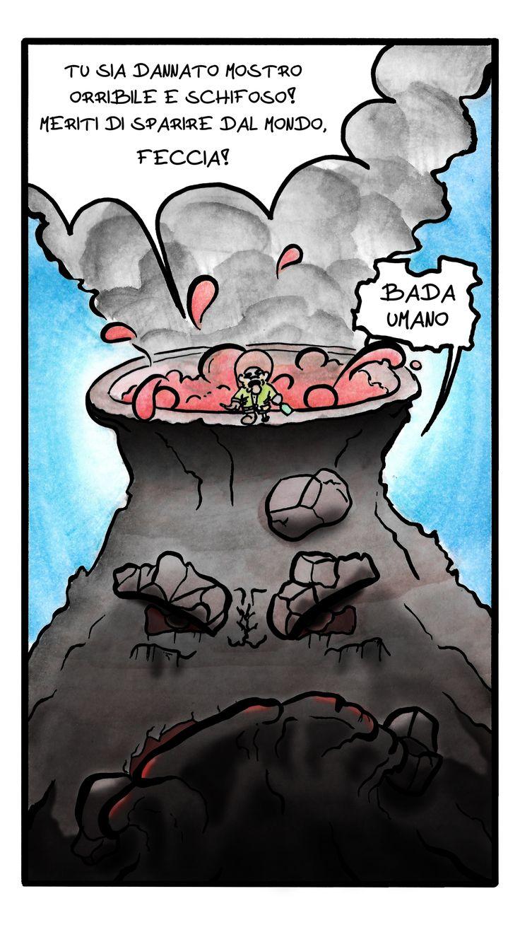Giulio bottega, fumetto Il Pirata pagina 6